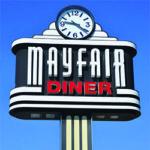 Mayfair Diner Sign