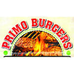 Primo Burgers Philadelphia Logo