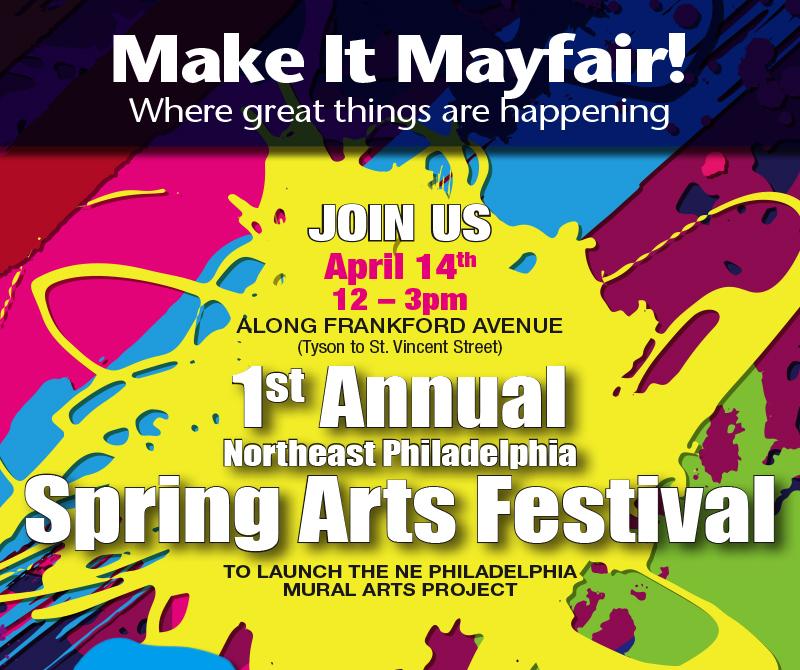 Mayfair 1st Annual Arts Festival