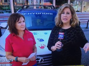 Torresdale Flowers with Good Day Fox29 Sue Serio