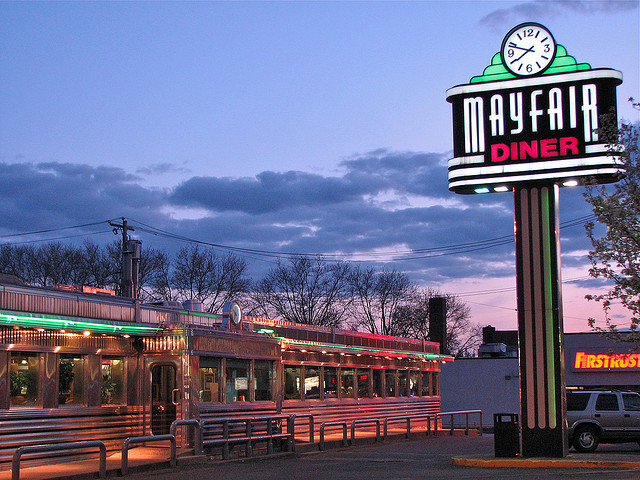 Mayfair Diner