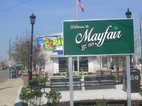 Mayfair Businesses