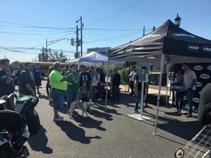 WIP SportsRadio Go Birds Live from Mayfair Events
