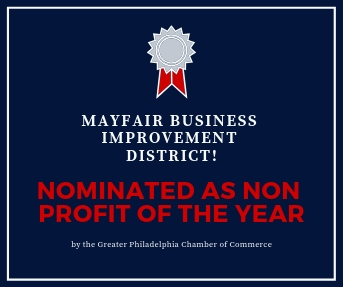 Mayfair BID Nominated as Non Profit of the year