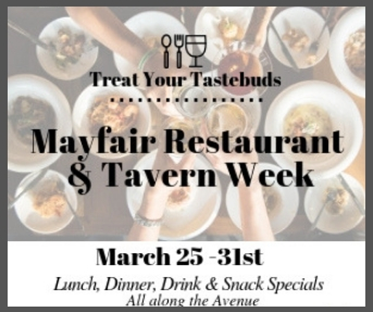 MBID Restaurant Week Events