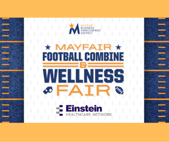 Mayfair Football Combine & Wellness Fair