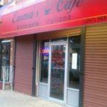 emmas cafe storefront