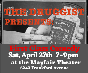 First Class Comedy from Mayfair Theater