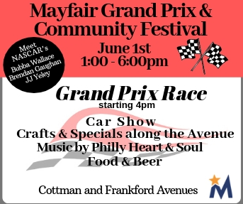 Mayfair Grand Prix & Community Festival