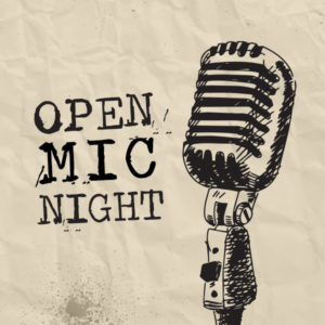 Open Mic Night august 21