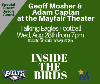 Inside the Birds Talking Eagles Football