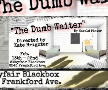 The Dumb Waiter at the Mayfair Theater